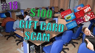Is this a $100 gift card scam or not | scambaiting #18