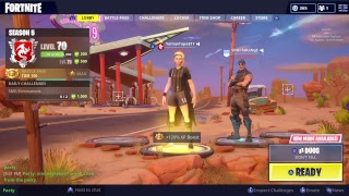 FORTNITE Save the World Giveaway, Battle Royal (Live Stream)