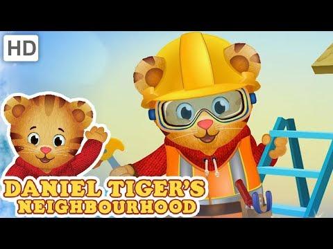 Daniel Tiger - Best Season 1 Moments (Part 10) | Videos for Kids thumbnail