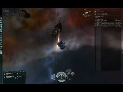 EVE Online Tutorial Course - III : Camera, Docking, Attacking, Mining (2 / 2)