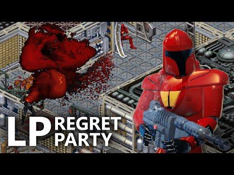 Let's Regret? 'Crusader: NO REGRET' for DOS - LP Regret Party