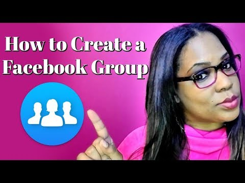 Facebook Groups - How to Create a Group on Facebook for Business Step by Step Technical Walk Through