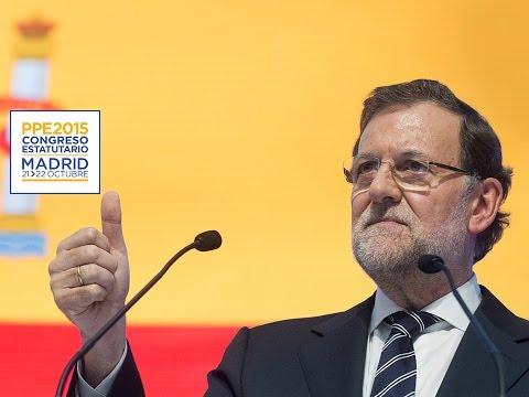 """Rajoy: """"Frente a los demagogos, apuntamos al empleo como la mejor política social"""""""