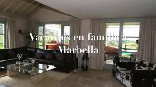 Villa de luxe a louer Marbella Ronda