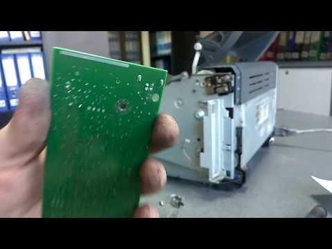 Ремонт платы форматера принтера HP 1010 (замена USB разъема)
