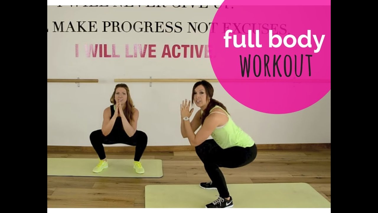 Full Body Workout At Home