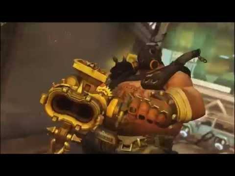 OverWatch Trailer Oficial !