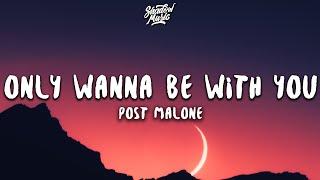 Post Malone - Only Wanna Be With You (Lyrics) (Pokémon 25 Version)