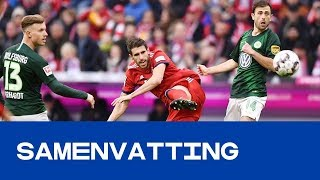 HIGHLIGHTS | Bayern München - VfL Wolfsburg