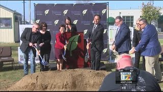 Mission at Kern County breaks ground on its expansion