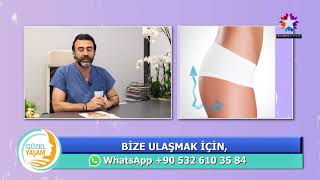 DR NİHAT DİK ULTRASONİC LİPOSUCTİON İLE VÜCUT ŞEKİLLENDİRME