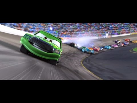 Cars 1 Huge Car Crash [HD]