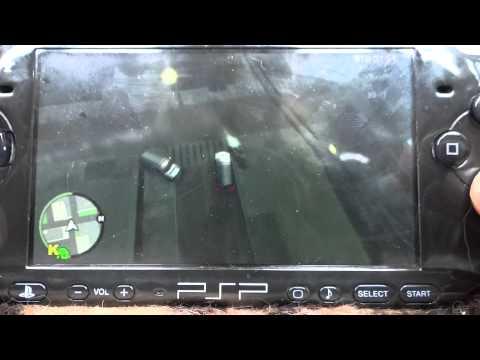 GTA Chinatown Wars на Psp в Full HD 1080p
