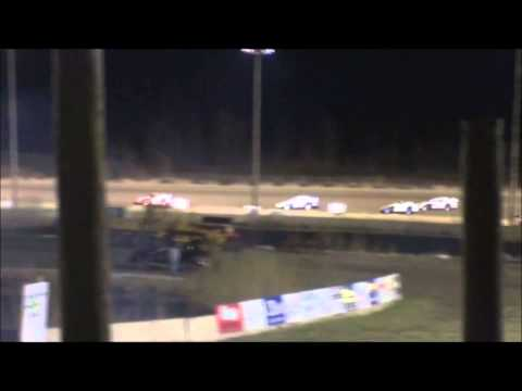 Mineral City Speedway Clint Luellen Sportmod Feature April 29, 2011