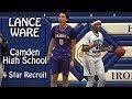 Lance Ware    Camden High School    University of Kentucky commit