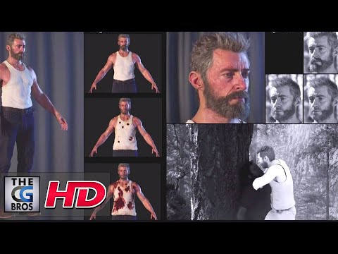 "CGI VFX Breakdown: ""Logan (Wolverine): Digital Double"" - by Image Engine"