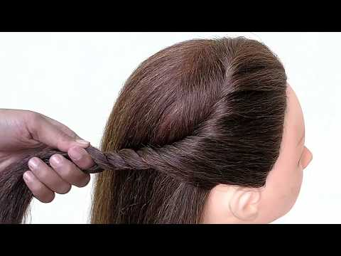 Everyday Hairstyle For girls