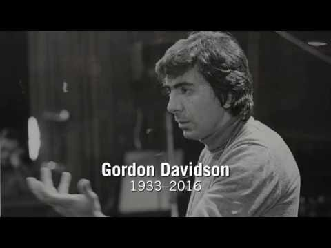 Center Theatre Group's Lights Dim for Gordon Davidson