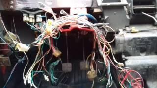 как подключить замок зажигания от vectra до ваз 2108.2109.21099