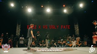 Ugly Fate vs Eyez X | Male Finale | EBS 2016 KRUMP WORLD CHAMPIONSHIP