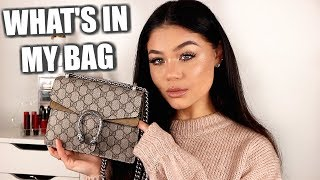 WHAT'S IN MY BAG? | Blissfulbrii