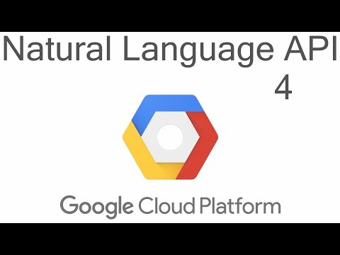 Natural Language API – Google Cloud Python Tutorials p.4