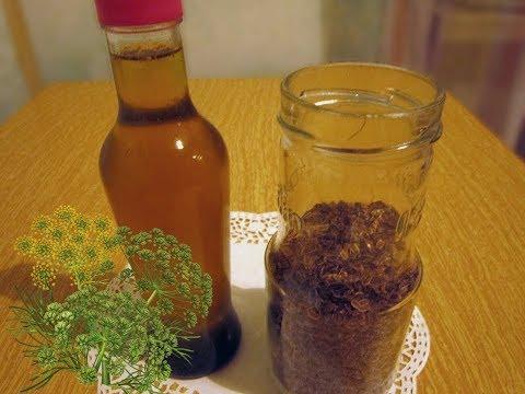 Как в домашних условиях приготовить масло из петрушки