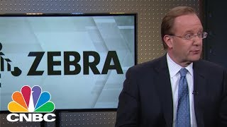 Zebra Technologies CEO: Connecting Physical to Digital | Mad Money | CNBC