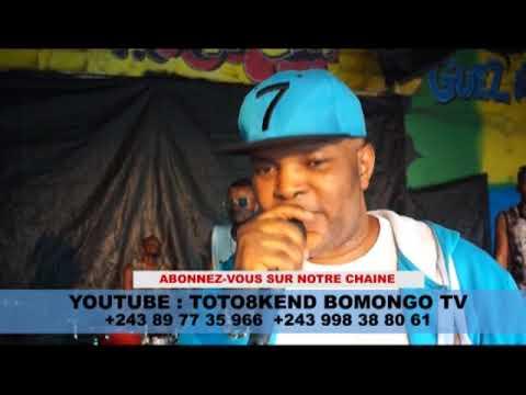 Toto8kend chez Le Ch@ncelier Dezi Mbwese qui immortalise P@pa Wemba avec sa voix