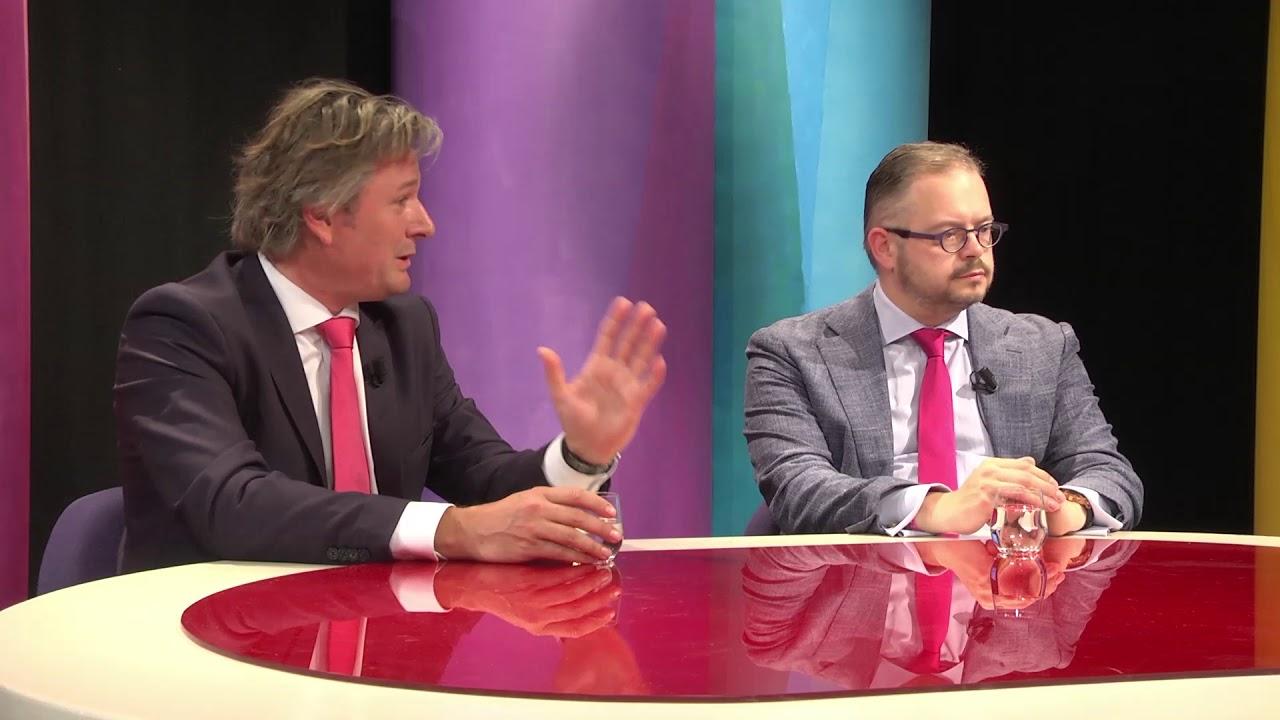 Rogier Tetteroo en Michiel Bunnik gaan los - Studiogesprek