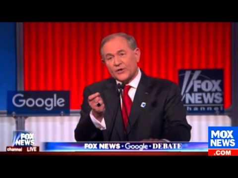 "Iowa Republican ""Undercard"" Presidential Debate"