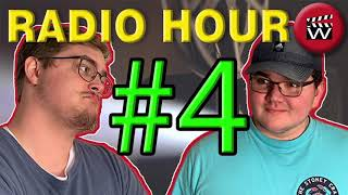 The Watchmen Radio Hour #4 (Upcoming Batman Movie/New TV Shows)