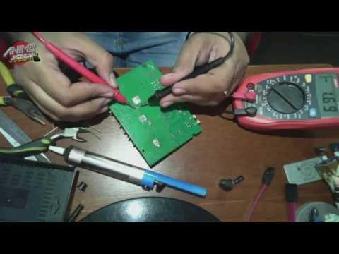 Como reparar modem ABA de cantv Sendtel ms8 8817