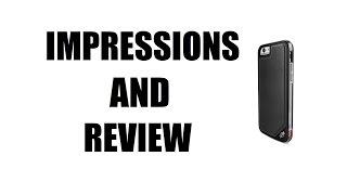 x doria defense lux case review iphone 6 6s plus