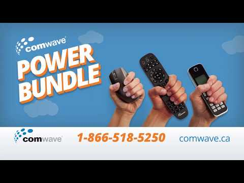 Join The Wave And Save With Comwave