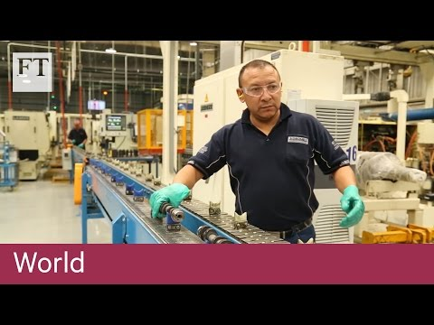 Mexican manufacturers bet on Nafta | World