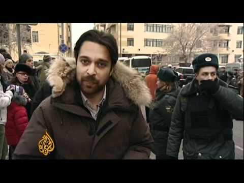 Russia convicts ex-tycoon