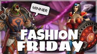 Fashion Friday + RDR2 After! | GOOD MORNING AZEROTH | World of Warcraft Battle For Azeroth