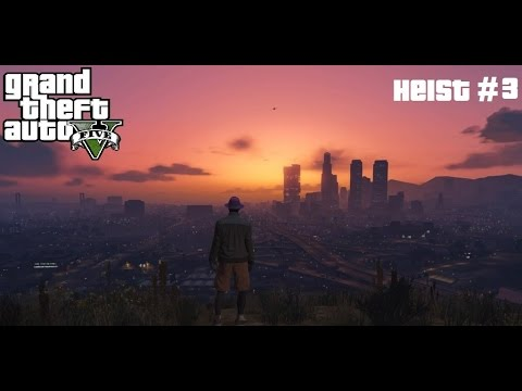 Heists With The Crew The City Is Ours Heists #3 Part 2(GTA Online Stream)