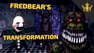 [SFM FNAF] Fredbear's Transformation