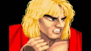 Repeat youtube video Street Fighter II Ken Theme Original