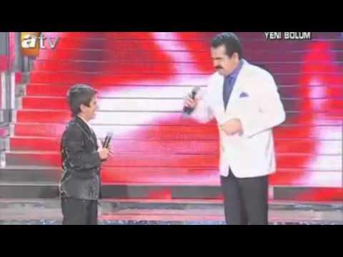 Ibrahim  Mehmet  një talent  i vogel turk.. (video) HD