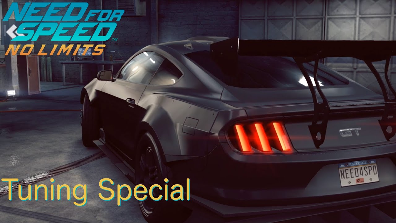 Ford Mustang Gt Tuning Need For Speed No Limits 1080p Fullhd