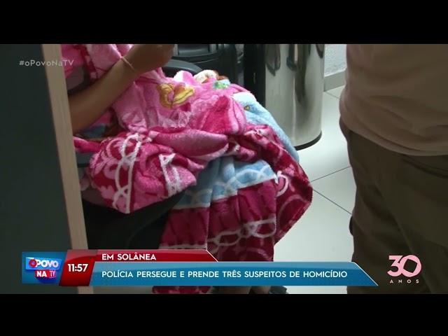 Mulher é presa com cocaína dentro de ônibus e Monteiro, pela PRF - O Povo na TV