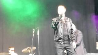 "Marc Almond ""The Dancing Marquis"" Newark Festival June 21st 2014"