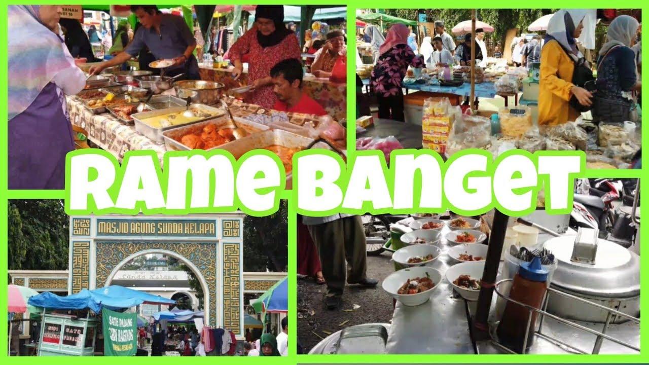 Wisata Religi Wisata Kuliner Di Jakarta Pusat Youtube