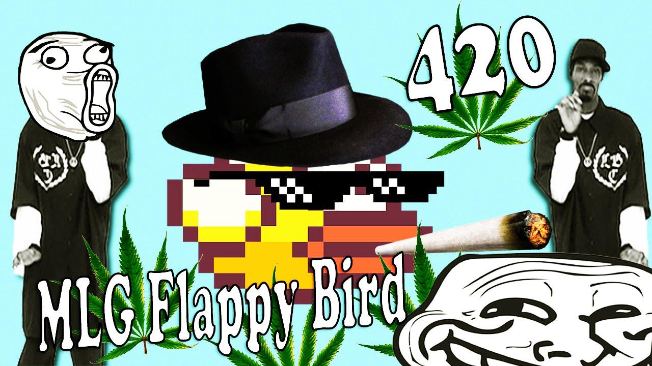 Flappy loco swag mlg flappy bird 420 yosoynino youtube