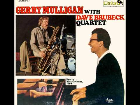 Gerry Mulligan with Dave Brubeck Quartet: Live in New Orleans_St. Louis Blues