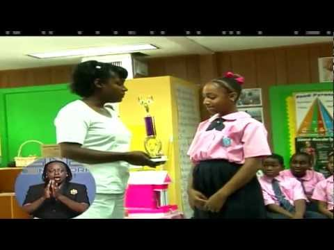 6th Grader Wins Child Abuse Essay Competition