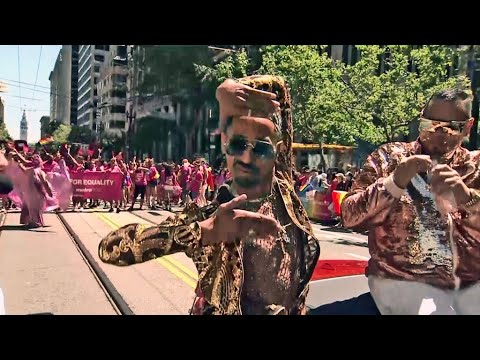 2018 Pride Parade Highlights: Celebrity Grand Marshals, Warriors Trophy